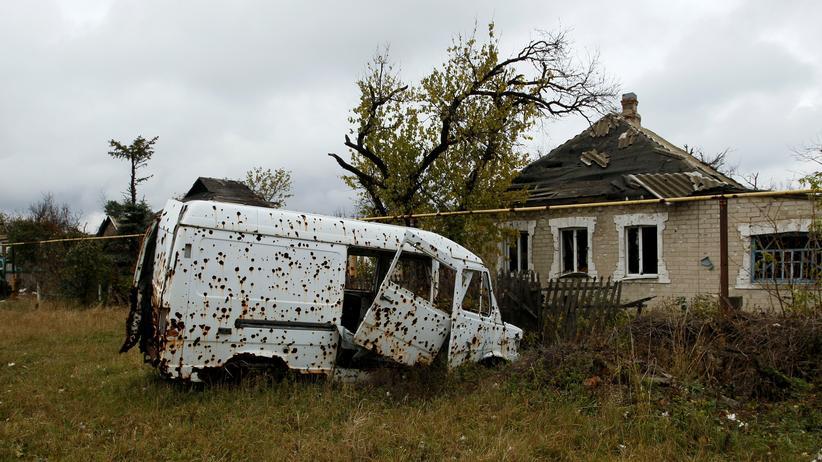 Ukraine: Gesetz benennt Russland als Aggressor