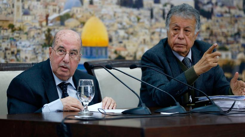 Nahost-Konflikt: PLO-Zentralrat will Anerkennung Israels zurückziehen