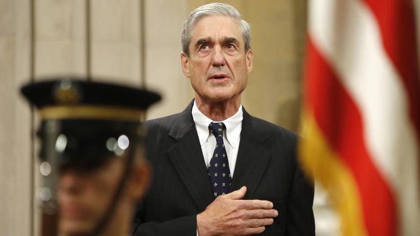 Russland-Ermittlungen: Mueller will Trump offenbar persönlich befragen