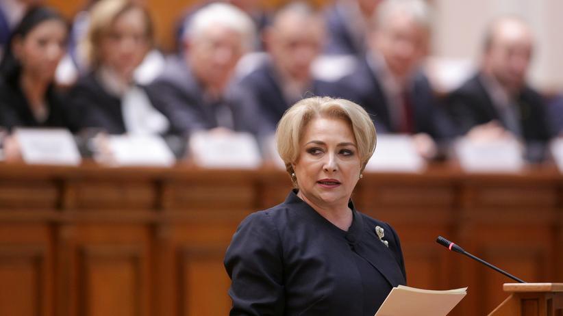 Rumänien: Dritte Regierung binnen eines Jahres