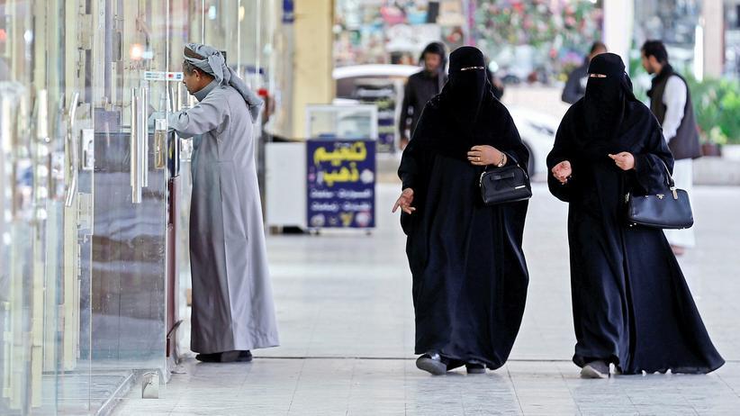Saudi-Arabien: Saudische Frauen dürfen erstmals Fußballspiel besuchen