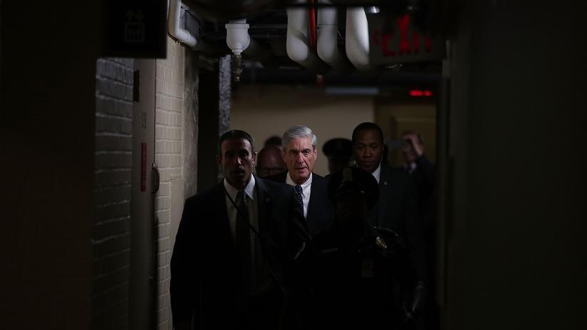 Russland-Affäre: Trump soll Entlassung von Sonderermittler Mueller angeordnet haben