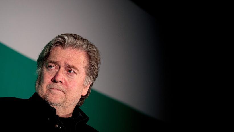 Donald Trump: Bannon ist am Ende, Mueller nicht