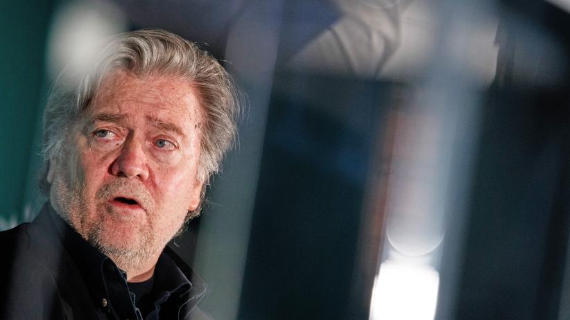 Donald Trump Jr.: Steve Bannon wirft Trumps Sohn Verrat vor