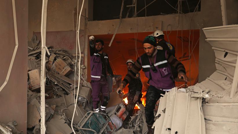Syrien: Opposition boykottiert Friedenskonferenz in Sotschi