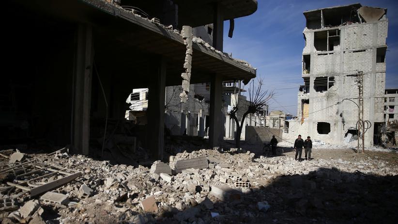 Syrien-Gespräche in Sotschi: Frieden bleibt in weiter Ferne