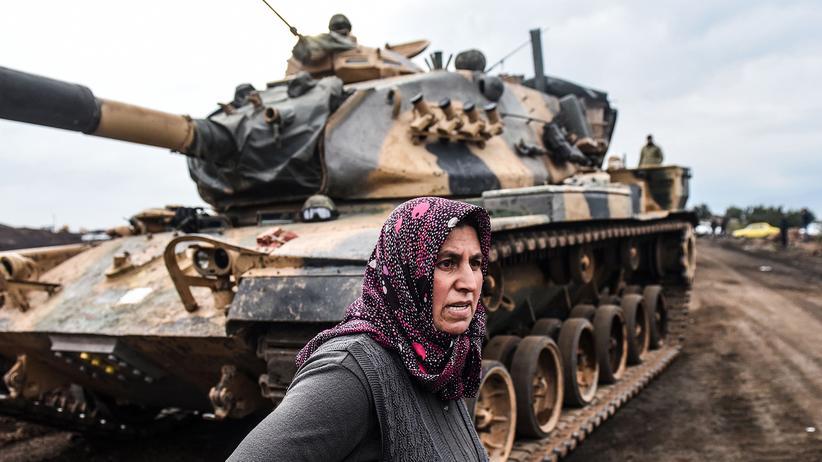 Bodenoffensive in Afrin: EU-Staaten äußern Besorgnis über türkische Angriffe in Syrien