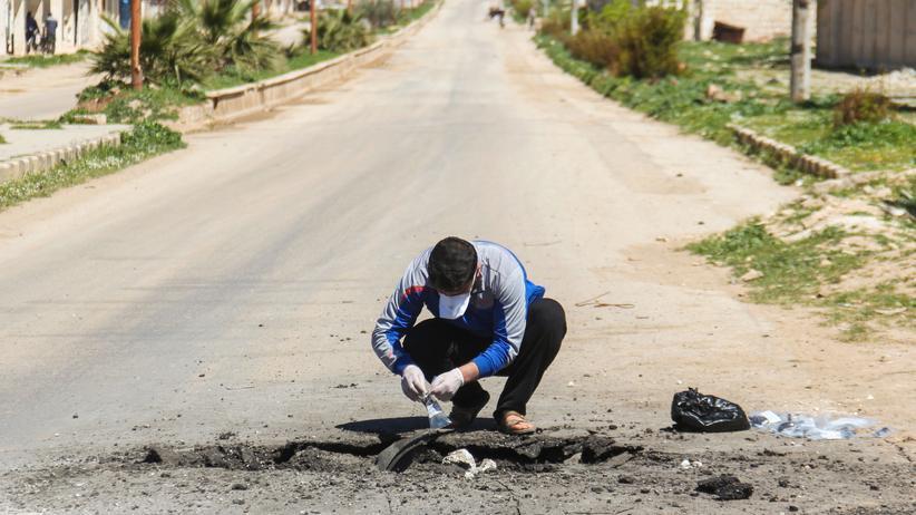 Syrien: UN-Chef will Chemiewaffenangriffe erneut untersuchen
