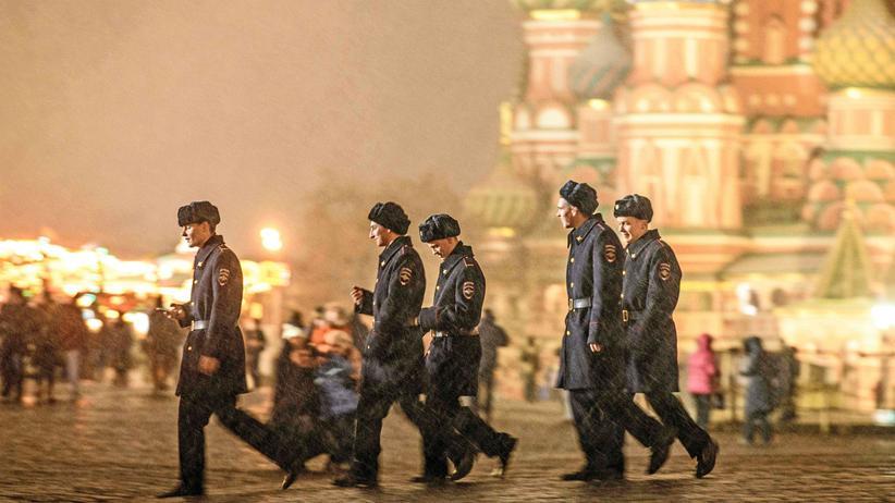 Russland: 56 Bombendrohungen in 50 Städten