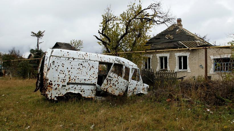 Ukraine-Konflikt: Vom Maidan zum Krieg