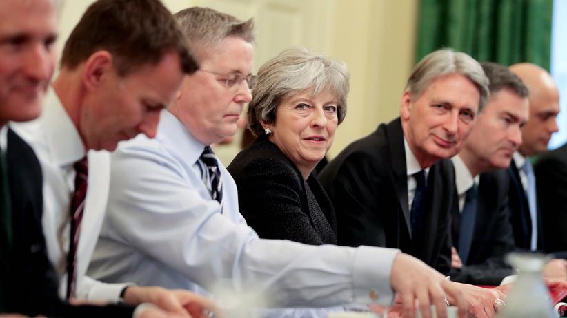 Theresa May: Die mutlose Mrs. May