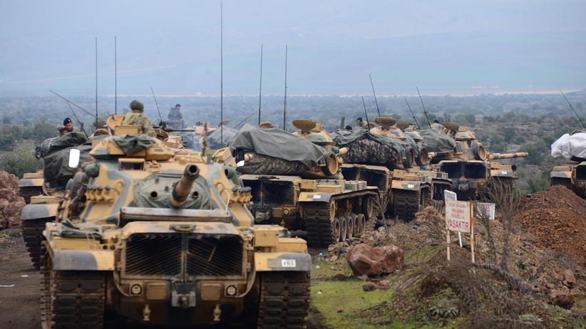 Türkei: USA besorgt über Angriffe auf Kurden