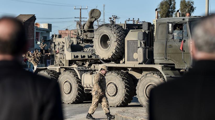 Syrien: Türkisches Militär nimmt Ärzte nach Kritik an Syrien-Einsatz fest