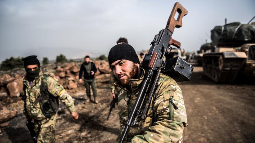 Offensive in Afrin: USA wollen mit türkischer Armee kooperieren