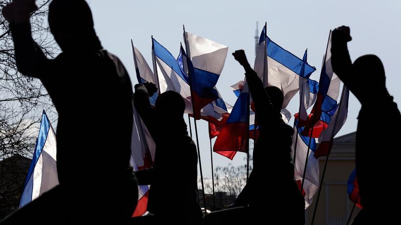 Ukraine-Krise: USA erweitern Sanktionen gegen Russland