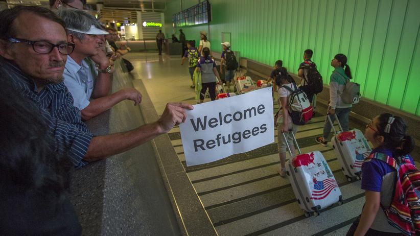 USA: Einreiseverbot für Flüchtlinge aus elf Ländern aufgehoben