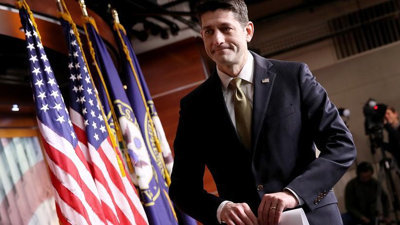 US-Haushalt: Repräsentantenhaus stimmt Übergangsfinanzierung zu
