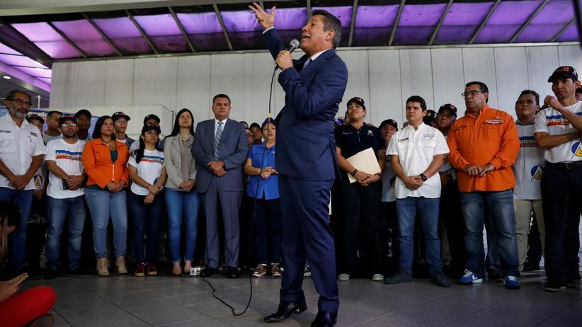 Venezuela: Opposition von Präsidentschaftswahl ausgeschlossen
