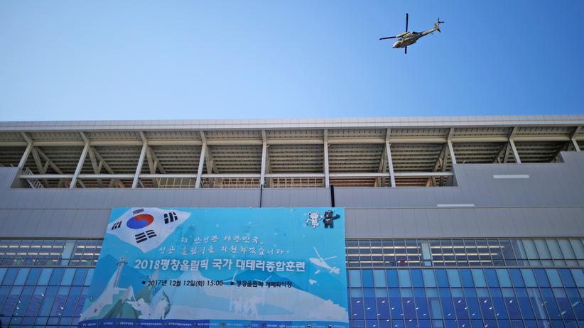 Olympische Winterspiele 2018: Nord- und Südkorea bilden gemeinsames Olympia-Team
