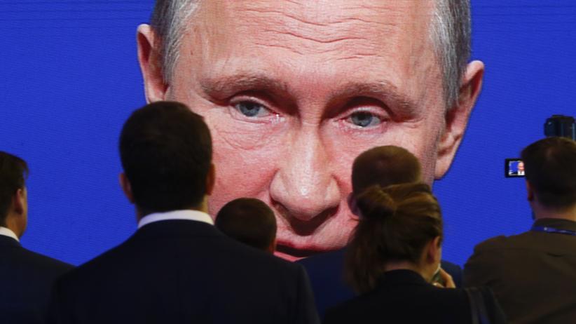 Donald Trump: USA veröffentlichen Liste mit Kontakten Putins