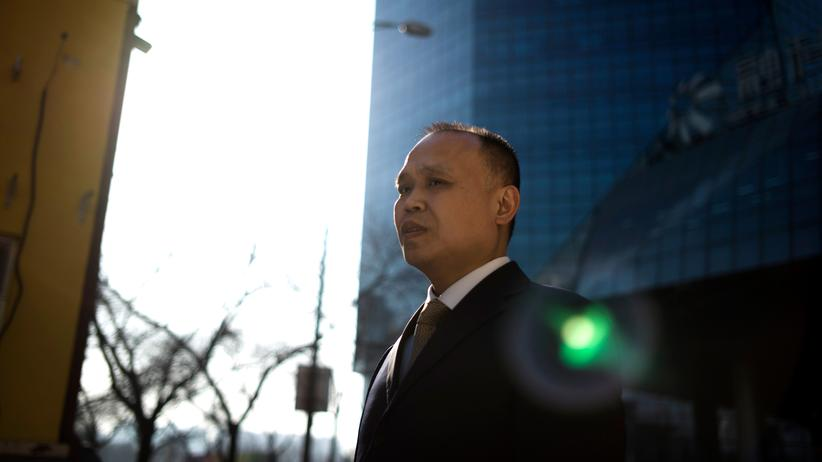 Yu Wensheng: Bekannter Bürgerrechtsanwalt in Peking festgenommen