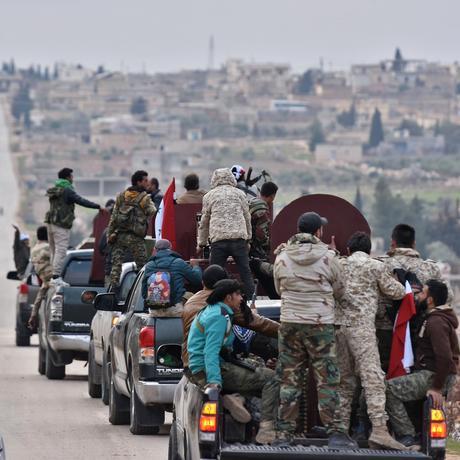 Syrien: Assads Endspiel