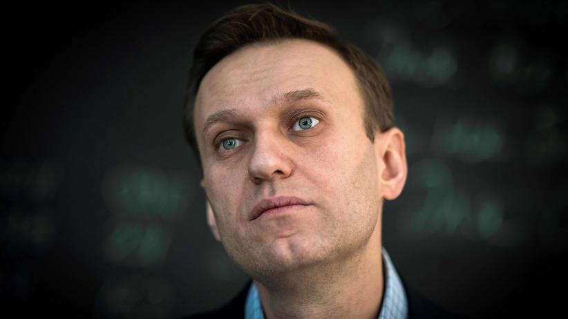 Russland: Alexej Nawalny kurzzeitig festgenommen