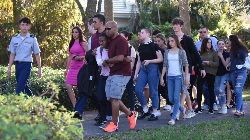 Amoklauf in Florida: Ein Land tötet seine Kinder