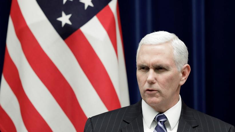 "Atomprogramm: USA kündigen ""härteste Sanktionen"" gegen Nordkorea an"