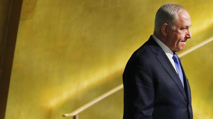 "Benjamin Netanjahu: ""Die Ära Netanjahu geht zu Ende"""