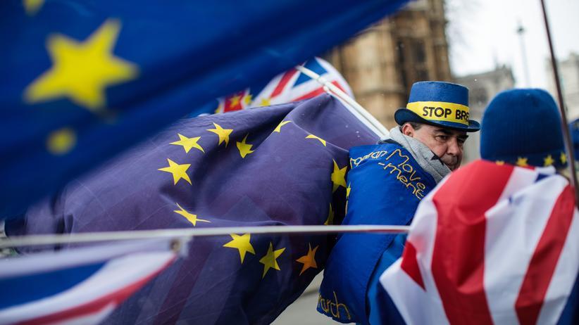 Brexit: EU hält britische Austrittspläne für illusorisch