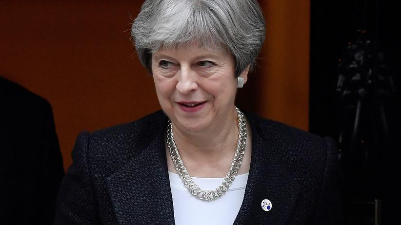 Brexit: May schließt Zollunion mit der EU aus