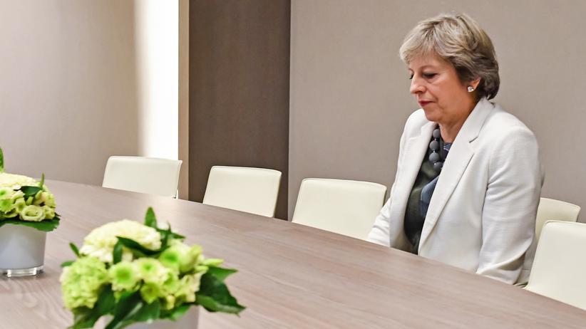 Brexit: Wie erklärt sie es ihnen?