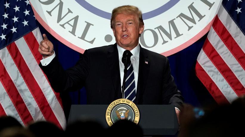 Vereinigte Staaten: Trump will umstrittenes Memo rasch freigeben