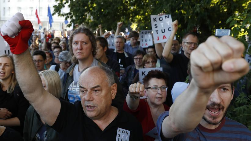 EU-Haushalt: Macron will EU-Staaten ohne Rechtsstaatlichkeit bestrafen