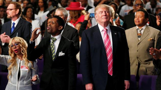 Evangelikale in den USA: Solange Trump liefert, darf er ein Sünder sein