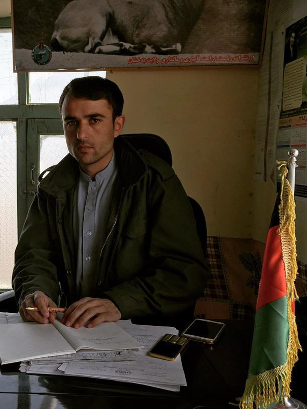 Afghanistan: Abdul Halim Abdar