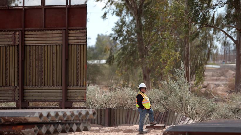 Grenzmauer: US-Gericht weist Einspruch von Kalifornien ab