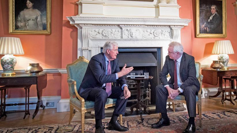 Brexit: EU hält Übergangsphase mit Großbritannien für gefährdet