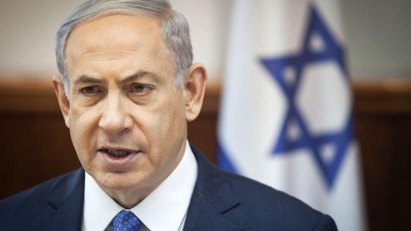 Israel: Der israelische Ministerpräsident Benjamin Netanjahu