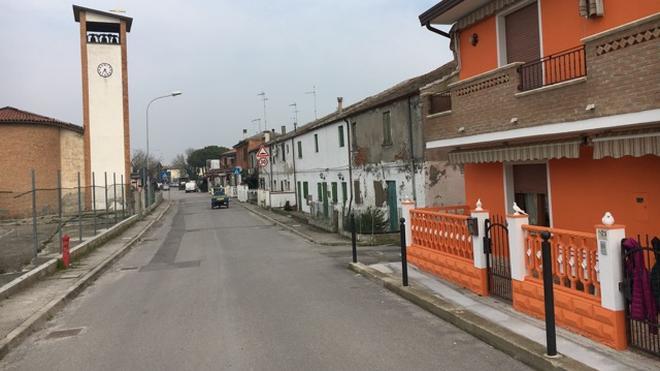 Flüchtlingskrise: Die Kirche von Don Paolo in Goriono