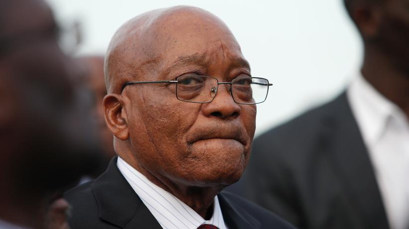 Südafrika: ANC will Präsident Zuma abberufen