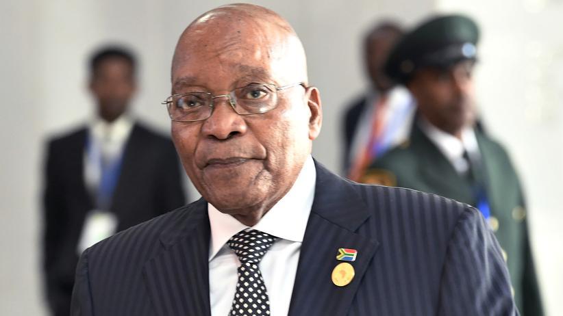 Südafrika: Jacob Zuma tritt als Präsident zurück
