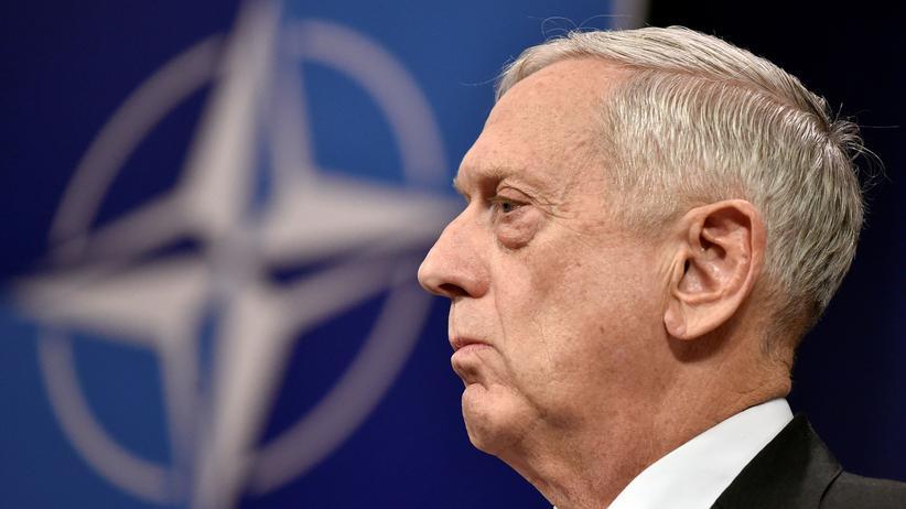James Mattis: USA fordern Bekenntnis der EU zur Nato