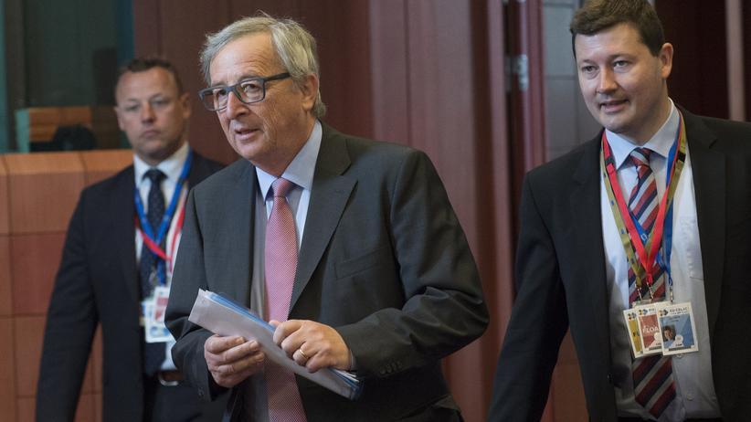 EU-Kommission: Juncker wegen Beförderung Selmayrs in der Kritik