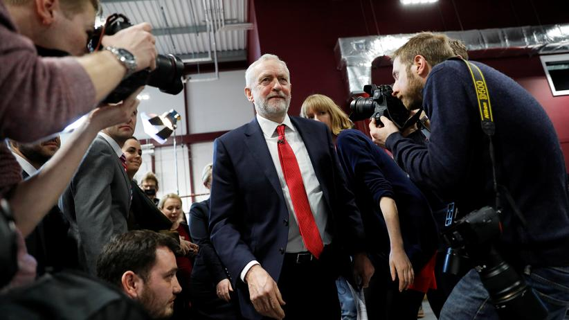 Jeremy Corbyn: Labour will auch nach Brexit in Zollunion bleiben