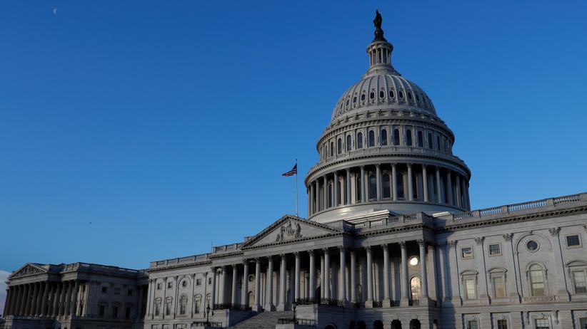 Haushaltsstreit: Neuer Shutdown in den USA