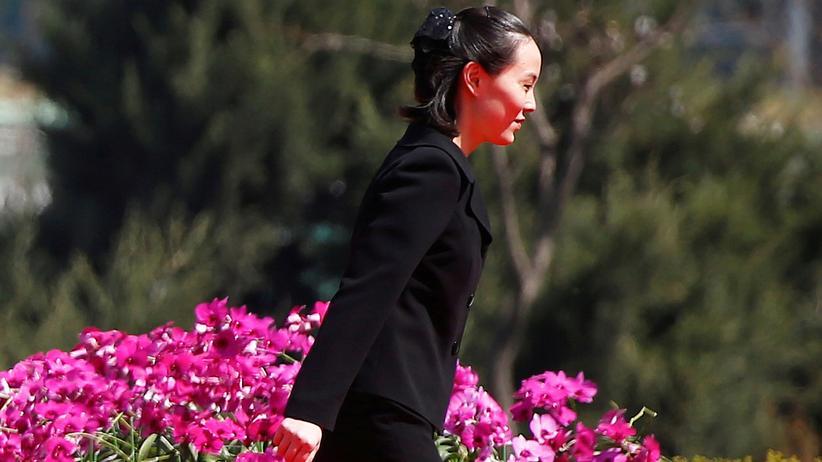 Olympische Winterspiele: Kim Jong Uns Schwester reist nach Südkorea