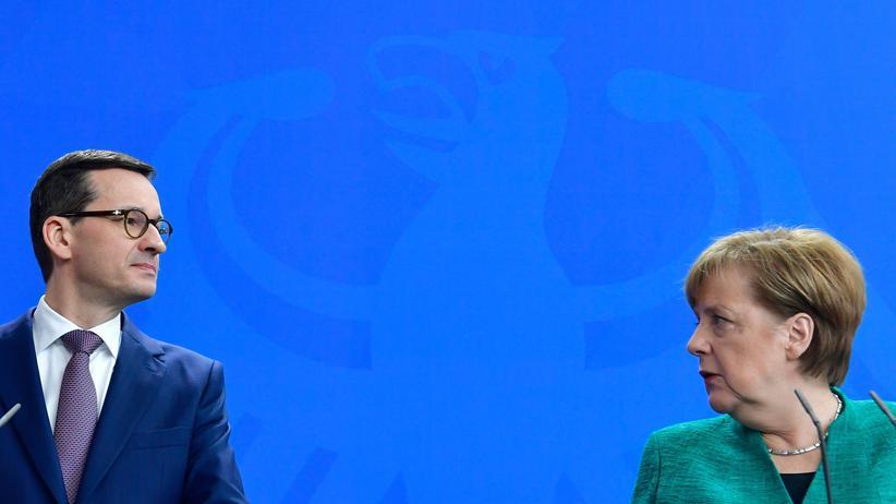Polen: Morawiecki verteidigt Aufruf gegen antipolnische Äußerungen