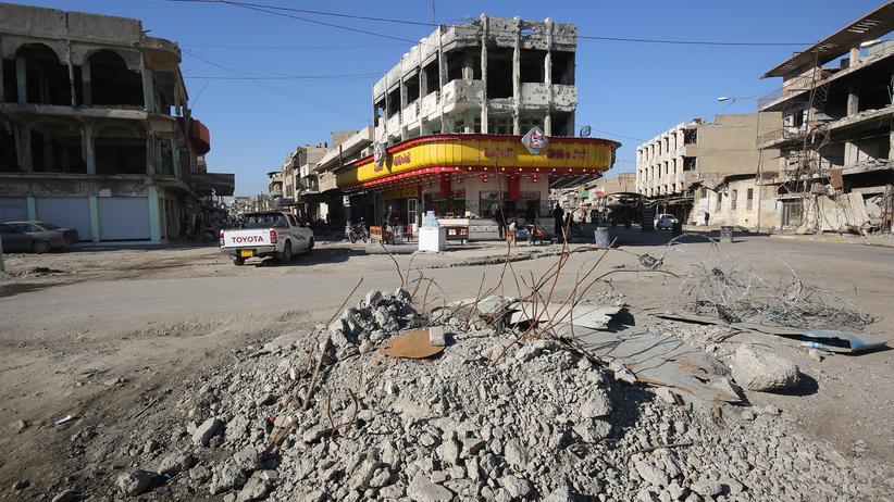 Bagdad: Deutsche IS-Anhängerin zu sechs Jahren Haft verurteilt